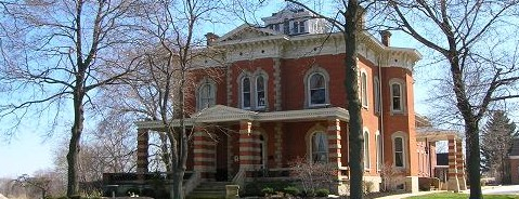 Lake County's National Historic Register properties